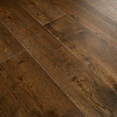 per mDark Engineered Oak Flooring Brushed Coffee Real Oak Veneered Wood in Home, Furniture & DIY, DIY Materials, Flooring & Tiles