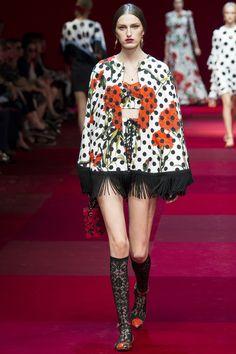 Dolce & Gabbana printemps-été 2015