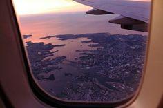 ✈ #airplane #photography #beautiful #sea #sky #sunset #world #photooftheday #tagforlikes #instafollow #F4F