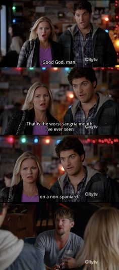 "All the time... | 36 Reasons ""Happy Endings"" Is The Best Show On TV"