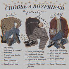 I pick Alex. Aesthetic Fashion, Aesthetic Clothes, Skateboard Style, Aesthetic Memes, Estilo Grunge, Cool Outfits, Fashion Outfits, Trendy Outfits, Look Retro