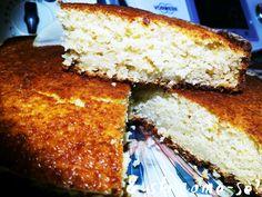E isto come-se?: Bolo de melão e coco Cornbread, Sandwiches, Ethnic Recipes, Melon Cake, Candy, Ideas, Ethnic Food, Millet Bread, Paninis
