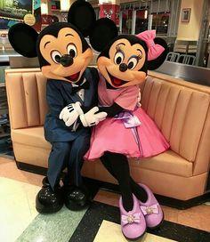 Mickey & Minnie :-)