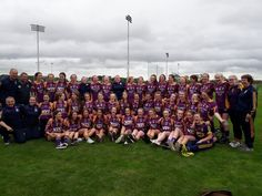 Wexford's A winners at All Ireland Camogie Day Dublin, Gym Workouts, Competition, Ireland, Dolores Park, Day, Fitness, Sports, Travel