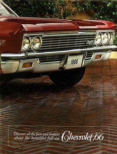 1966 Chevy advertisement