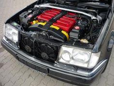 w124 engine - Google Search