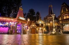 These colors in the Fantasyland Extension which added the Royal Theater! You can find different cute shows here as well as Swing Dancing on select dates! | Like this photo why not give me a follow for some fun Disneyland Photography and maybe share it!? You can also Find more of my photos at flickr.com/photos/cakvalasc  #flickr #Disneyland #Disneyland60 #Disney #California #D600 #Nikon #DCA #DLR #photo #photos #pic #pics #cute #all_shots #photos #pic #love #picture #igers #gaydisney…