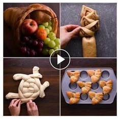 Video - 6 Fool-Proof Ways to Shape Store-Bought Bread Dough into Holiday Table Showstoppers | Ever & Ivy