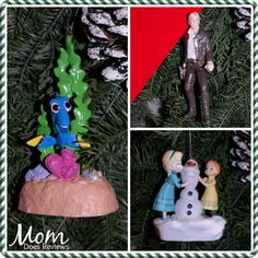 Christmas just isn't the same without Hallmark Keepsake Ornaments!  Hallmark is sponsoring this fun Character-Themed Ornament Giveaway! Disney Frozen Anna and Elsa Build a Snowman Musical Ornament: When little Anna can't sleep, she wakes sister Elsa and...