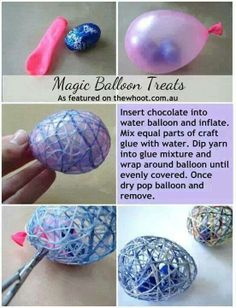 Cool idea ...great Easter project!!