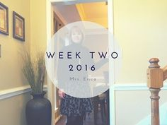 Mrs. Erica's Blog: Outfit Ideas for Week Two | Be Inspired