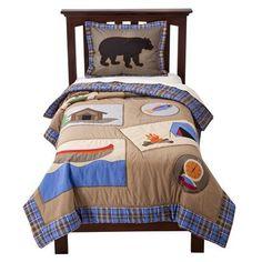 target camp out quilt set