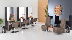 diseños de peluquerias modernas europa - Buscar con Google