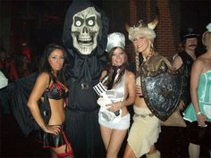 The Las Vegas Weekly has called it most adult of all the adult Halloween events in Las Vegas.