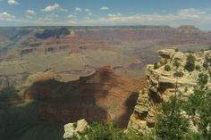 Grand Canyon...I would LOVE to go back, especially when it's warmer.