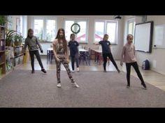 Logorytmika, Idź do boku, wesoły taniec dla dzieci - YouTube