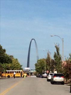 Gateway Arch, St. Louis, Missouri Sarah Foley Fall 2016