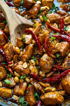 Easy Chinese Recipes, Asian Recipes, Ethnic Recipes, Chinese Eggplant Recipes, Chinese Chicken Dishes, Chinese Food Recipes Chicken, Healthy Chinese Food, Best Chinese Dishes, Chinese Meals