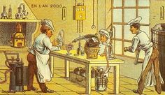 In the year 2000, bakery.