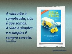 """O e-book """"Seja Feliz - Be Happy"""" possui mais de 150 frases e dicas para ajudar a desenvolver a felicidade em nossa vida cotidiana. E, como é um livro bilíngue, português/ inglês, além de motivar a felicidade, você irá também se exercitar no idioma inglês. Desfrute e... Que a felicidade faça parte de sua rotina."""