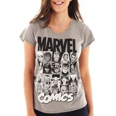 Image result for marvel graphic tees