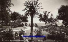 Морската градина - Варна някога - България в стари снимки и пощенски картички
