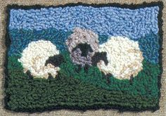Rug Hooking Kit | Sturbridge Yankee Workshop