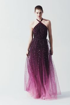 Marchesa Notte Fall 2018 Ready-to-Wear Fashion Show Collection