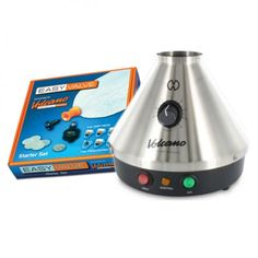 Classic Volcano Vaporizer with Solid Valve Set