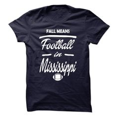 Football Missisipi T-Shirts, Hoodies. CHECK PRICE ==► Funny Tee Shirts
