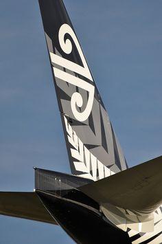 Air New Zealand Boeing 777-319/ER ZK-OKQ at London-Heathrow, November 2012. (Photo via Flickr: A380spotter)