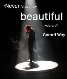 Gerard Way quotes | Tumblr