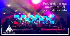 #GrandSupportDisplayArt, tecnología e innovación que distingue a cada evento. www.displayart.com.mx
