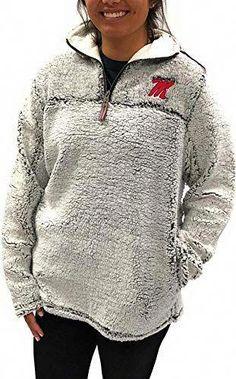Outerstuff Men NCAA Mississippi Ole Miss Rebels Fan Basic 1//4 Zip Hooded Sweater