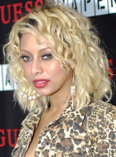 Excellent Keri Hilson Blonde Medium Length Hairstyle Hair Pinterest Short Hairstyles For Black Women Fulllsitofus