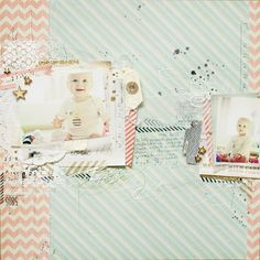 ** Chic Tags Blog - such a lovely layout!!