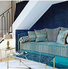 [New] The 10 Best Home Decor (with Pictures) - Divine nook at the Relais Christine boutique hotel in Paris Sofa Design, Interior Design, Outdoor Sofa, Outdoor Decor, Green Sofa, Pierre Frey, Hotel Decor, Paris Hotels, Soft Furnishings