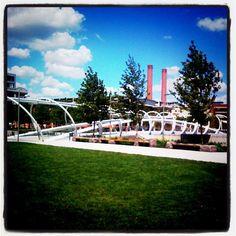 Yards Park, Washington DC.