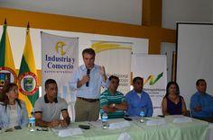 Superintendencia de industria y comercio lanzó programa Consufondo en el Área Metropolitana Centro Occidente