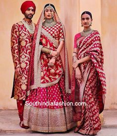 Sabyasachi's Banarasi Bride Collection