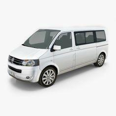 Volkswagen Transporter T5 Multivan Facelift