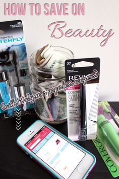 How to Save on Beauty using Walgreens Paperless Coupons   Slashed Beauty #PaperlessCoupons #shop