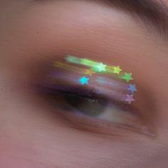 Star Eye Makeup In Motion