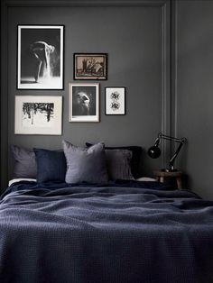Dark walls www.sunshinecoastinteriordesign.com.au