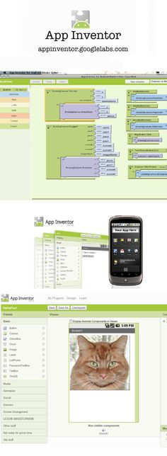 Google App inventor is a tool that enables app development to almost everyone. You don't even have to have a smartphone, you can use the Android emulator to test the apps. Google App Inventor is the most complex visual programming language that I know of.