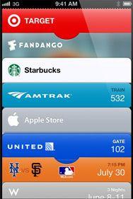 Apple - Aperçu d'iOS6