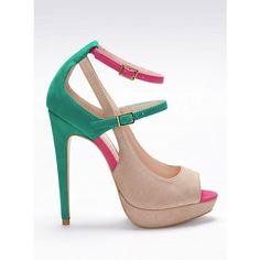 Victoria's Secret New! Mary Jane Platform Pump ($98) ❤ liked on Polyvore