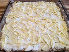 Prajitura lenesului – Sa Gatim cu Gina Baby Food Recipes, Cake Recipes, Dessert Recipes, Cooking Recipes, Sweet Tarts, Deserts, Food And Drink, Sweets, Baking