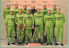 Squadra Legnano 1963
