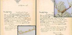 Handwritten Tolkien Pendants Make A Precious Gift - When Geeks Wed